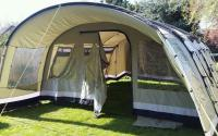 Outwell Wolf Lake 7 Tent 2012, in as new condition ...