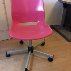 Ikea Pink Desk Chair Beach Table And Set Snille In Haddington East Lothian Gumtree