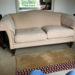 Sofas Laura Ashley Furniture Elite Leather Gloucester 2 Seater Sofa And Chair In Long Stratton