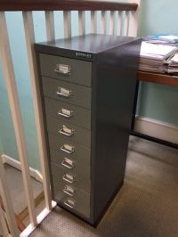 Bisley 9 drawer filing cabinet | in Winchester, Hampshire ...
