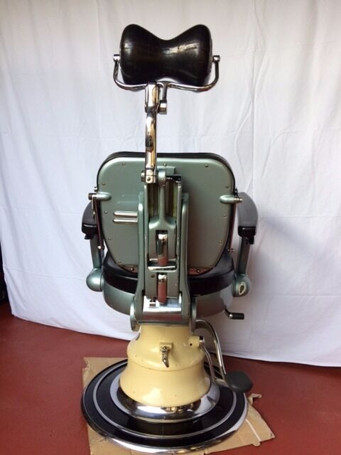 vintage dentist chair early learning table and chairs original dental in portstewart county londonderry