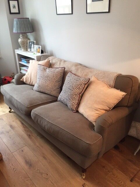 bluebell sofa gumtree sofas in houston tx 2 5 seater grey brown linen wandsworth
