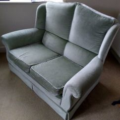 Velvet Chesterfield Sofa Prices Canvas New Lower Price Comfy 2 Seater Green Uk Made