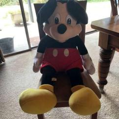 Mickey Mouse Table And Chairs Australia Mesh Seat Back Office Chair Plush Toy Toys Indoor Gumtree Greater