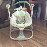 Ingenuity Convert Me Baby Swing-2-Seat | in Ealing, London ...