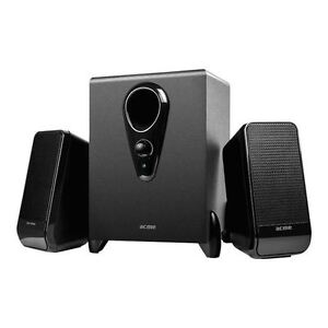 21 TV Speaker System Subwoofer Compact Surround Sound