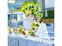 wedding chair covers hire east sussex diy cover other services gumtree centerpiece venue decoration tel 02084234330
