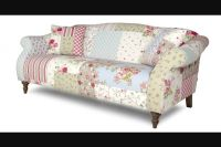 DFS patchwork sofa shabby chic | in Brundall, Norfolk ...