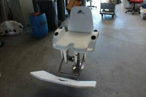 fishing chair setup posture gumtree reelax 130lb game australia