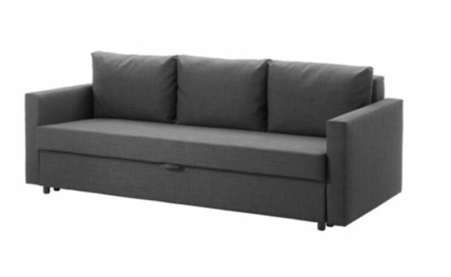 Ikea Friheten Sofa Bed Dark Grey Couches Futons