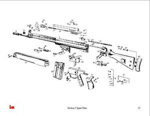 Heckler-Koch-G3-Rifle-Armorers-Manual-Gun-Guide-H-K