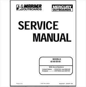 Mercury-Mariner-40-50-55-60-Hp-Outboard-Motor-Service