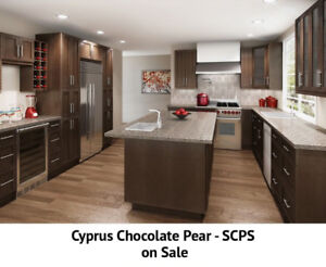 chocolate kitchen cabinets best stores kijiji in ontario buy sell save ready to assemble stained wood cabinet on sale