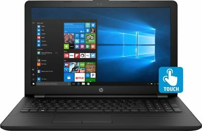 "HP - 15.6"" Touch-Screen Laptop - Intel Core i3 - 8GB Memory - 1TB Hard Drive ..."