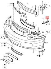 Genuine PORSCHE Boxster Cayman 987 987C Retaining Strip