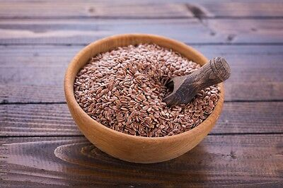 1 Kg Leinsamen Braun Leinsaat Lebensmittel Qualität  1000g