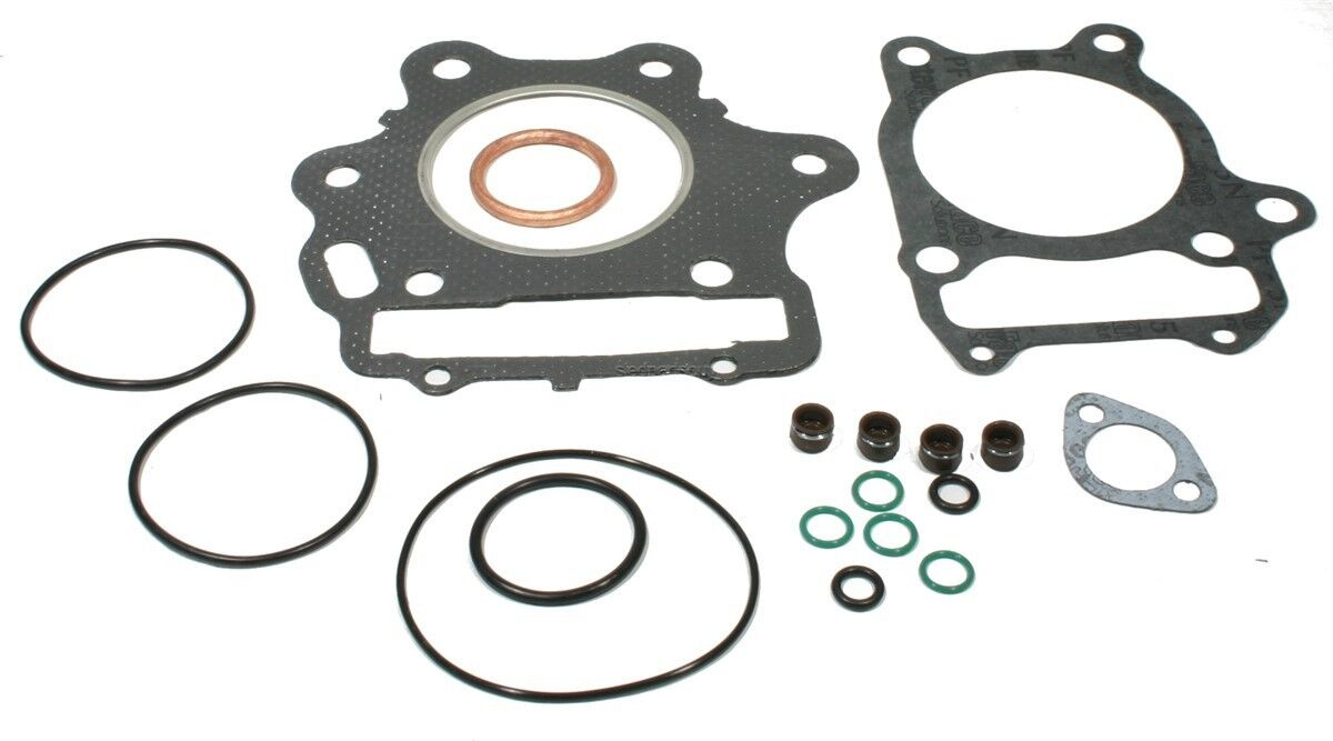 Honda TRX 250X, 1987-1992, Top End Gasket Set w/ Valve