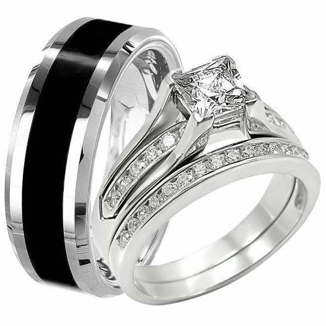 How To Buy Affordable Wedding Ring Sets EBay