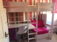Bunk Bed With Sofa Underneath Bunk Beds With Desk And Sofa ...