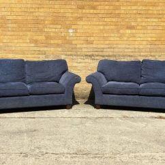 Fairmont Sofa Laura Ashley Sofas Okc Two Blue Seater In Stroud