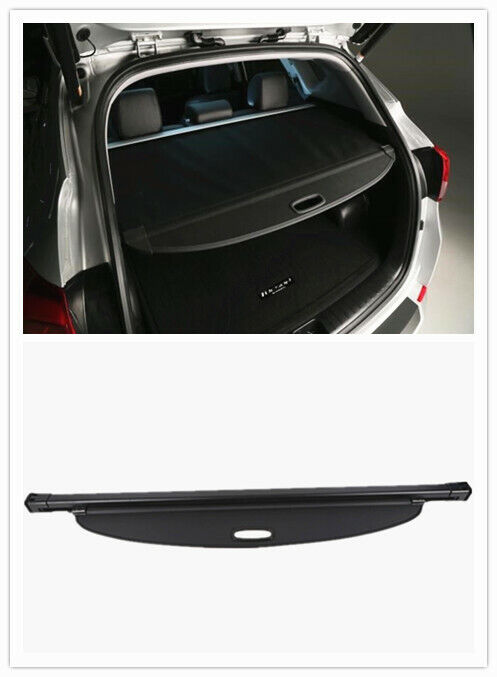 Hyundai Tucson Trunk : hyundai, tucson, trunk, Retractable, Trunk, Cargo, Cover, Security, Shield, Black, Hyundai, Tucson, 2015-2020