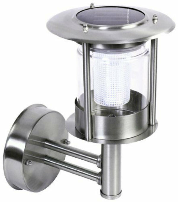 Kingavon Solar Wall Light