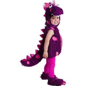 Princess Paradise Paige the Purple Dragon Infant Toddler Halloween Costume 4197