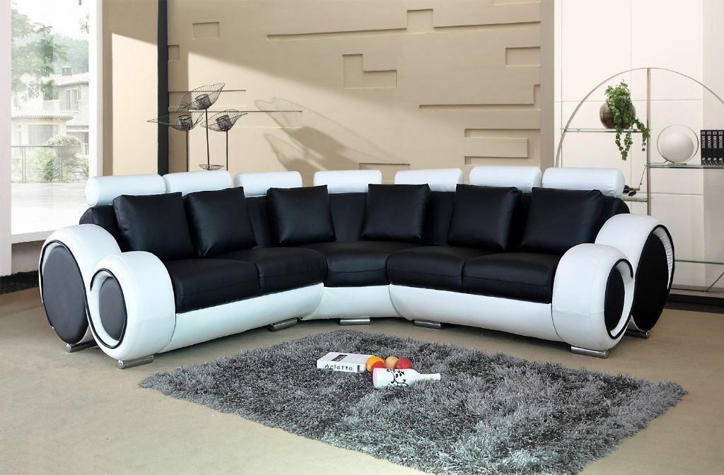 black leather sofas on gumtree wooden sofa furniture pictures nova and white bonded corner 2 ...