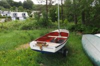 Lightweight Mirror dinghy. Sailing/rowing/ roof-rack ...