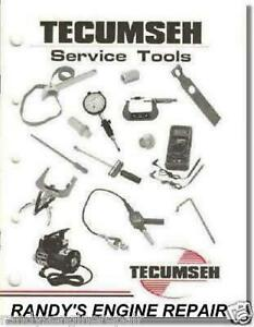 TECUMSEH-Service-Tool-Catalog-SMALL-ENGINE-REPAIR-INFO