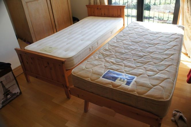 Marks Spencer Hideaway Bed 3 Beds In One Includes 2 Mattresses