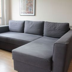 Sofa Beds On Gumtree Jacqueline Fabric Chaise Convertible Bed Reviews Ikea Manstad Corner Sofa-bed With Longue And ...