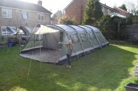 Outwell Vermont XL 6/7 person tent | in Midhurst, West ...