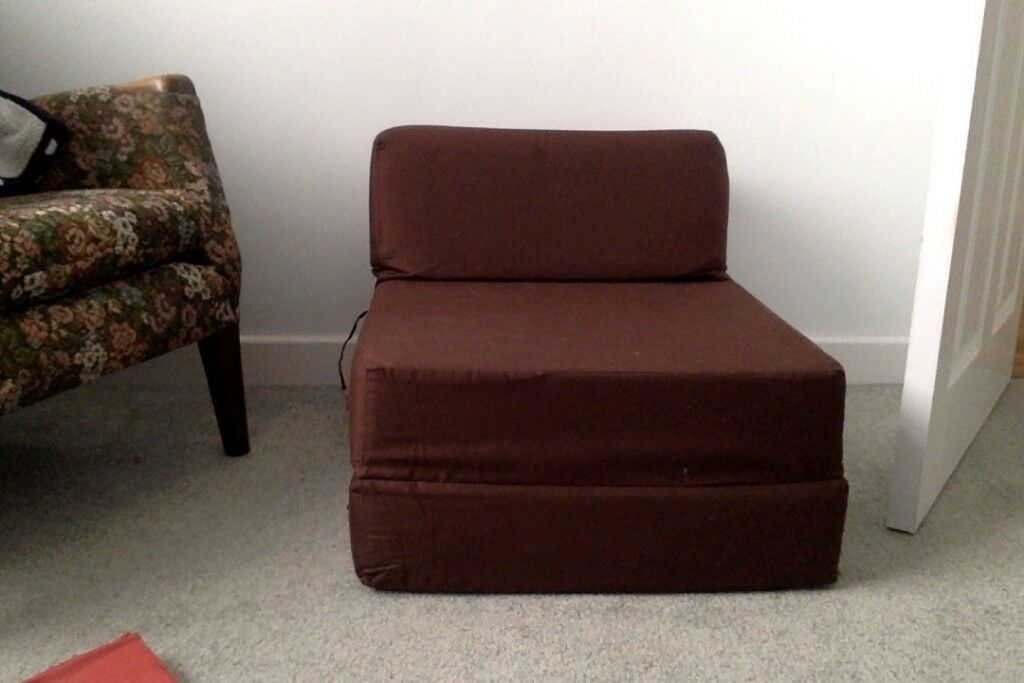 folding chair bed argos ford explorer captains chairs 2017 single z in ely cardiff gumtree