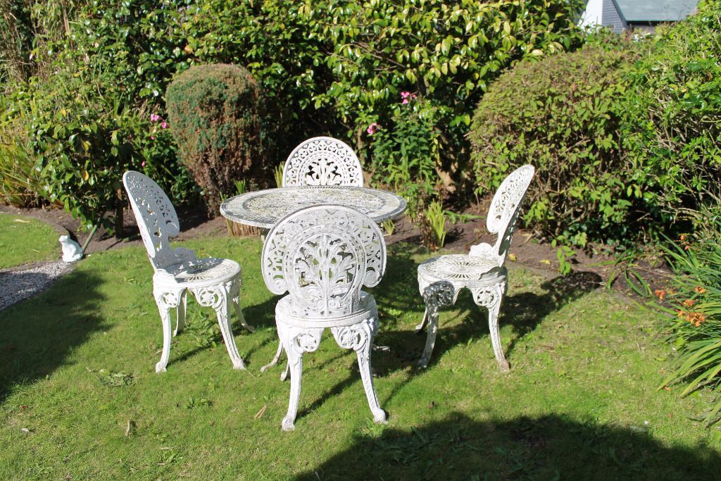 cheap rattan corner sofa uk affordable sofas sydney beautiful garden table and chairs | in redruth, cornwall ...