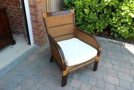 bedroom chair gumtree ferndown fabric covers for dining chairs black in dorset wicker