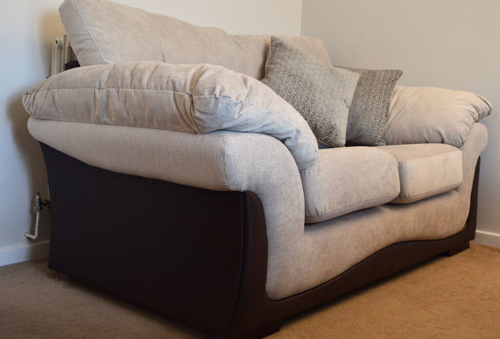 Details About 3 Seater 2 Seater Footstool Wyndham DFS