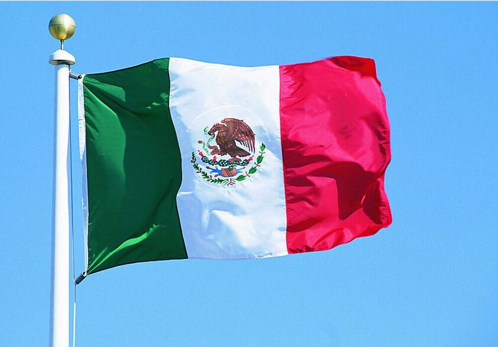 3x5' Feet Polyester Mexico Flag Mexican Country Indoor Outdoor Banner Pennant | eBay