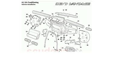 Aston Martin Db7 Engine Diagram