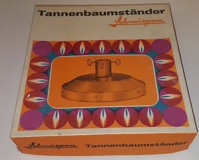 Original DDR Christbaumständer Tannenbaumständer Weihnachtsbaumständer