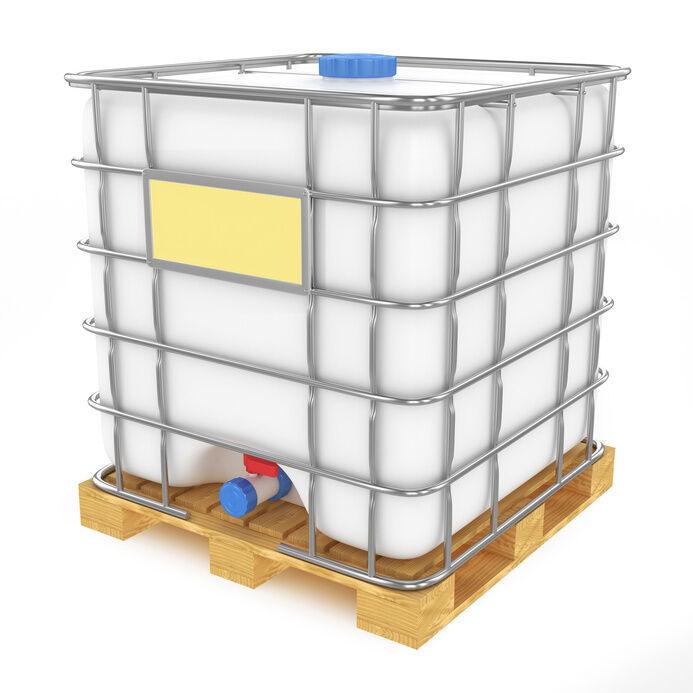 Wasserspeicher Für Brunnen, Teiche Und Bachläufe