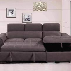 Sofa Bed And Chaise Slide Under Laptop Table Urban Cali Fremont Sleeper Sectional Loveseat With Storage Listing Item