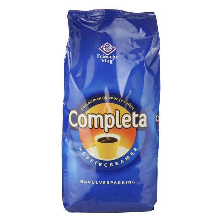 Completa Kaffeeweißer Kaffee Creamer Koffiecreamer Milchpulver 2000g XXL Beutel