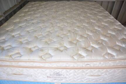 Sealy Pillow Top King Mattress With Without Base Deliver