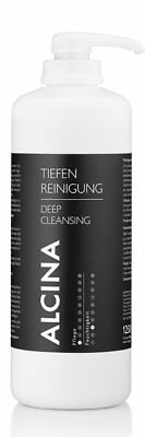 Alcina Tiefenreinigung Shampoo Haar-Therapie Deep Cleansing - 1250ml