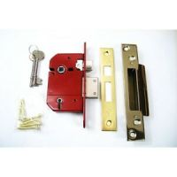 ERA FORTRESS BRITISH STANDARD 5 LEVER DOOR LOCK / SASH