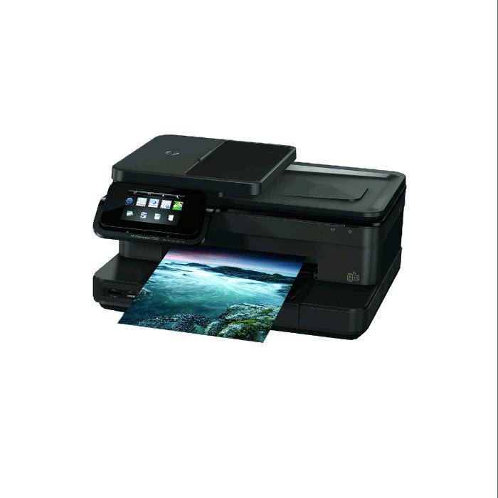 HP Photosmart 7520 eAll in One Drucker CZ045B Multifunktionsgerät A4 Farbe