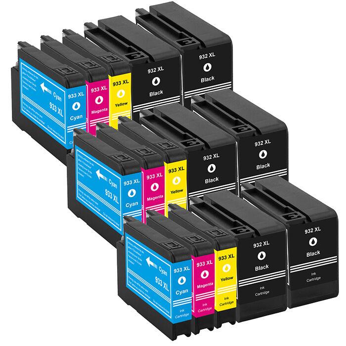 Tinten Patronen für HP OfficeJet 6100 6600 6700 7110 7510 7600 7610 7612