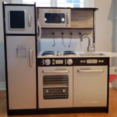 Kid Craft Kitchen Build A Island Kidkraft Kijiji In Ontario Buy Sell Save With Uptown Espresso Mint Condition