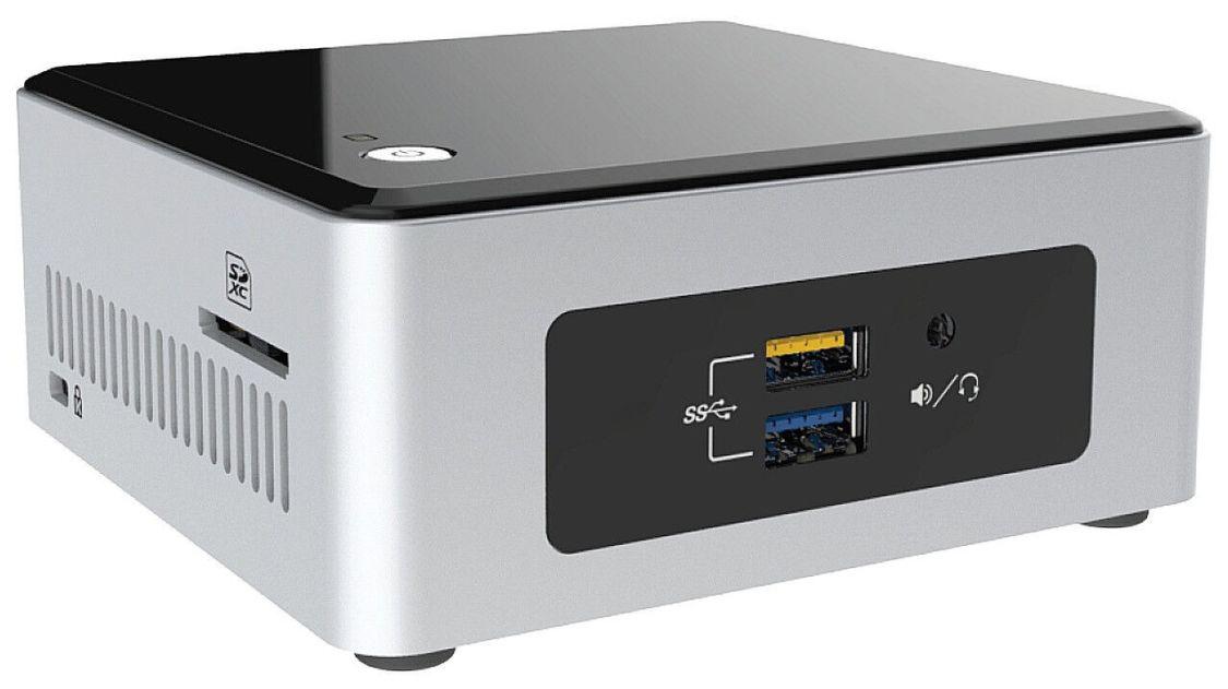 Barebone Intel NUC5CPYH (Celeron N3050) BOXNUC5CPYH inkl. BT & WiFi 1(BID175769)